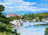 mohonk sky lake cards